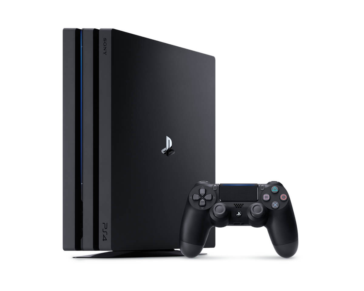 PlayStation 4 PRO 1TB Konsol i gruppen Konsol / Playstation / Playstation 4 hos MaxGaming (11062)