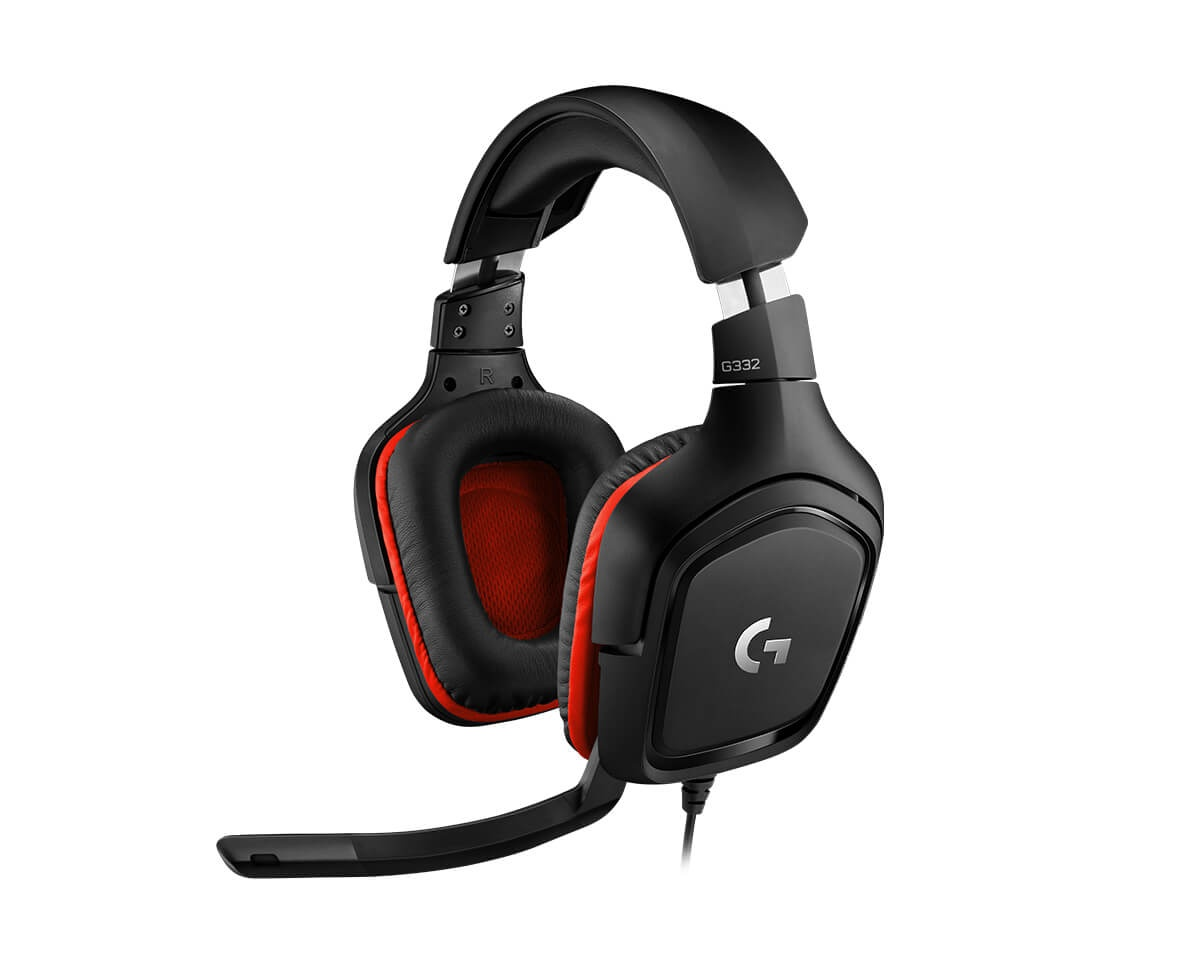 G332 Stereo Gamingheadset i gruppen Konsol / Xbox / Xbox One Tillbehör / Headsets hos MaxGaming (13802)