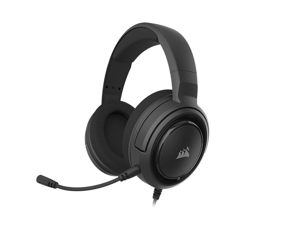 Gaming HS35 Stereo Gamingheadset Svart i gruppen Konsol / Xbox / Xbox One Tillbehör / Headsets hos MaxGaming (14737)