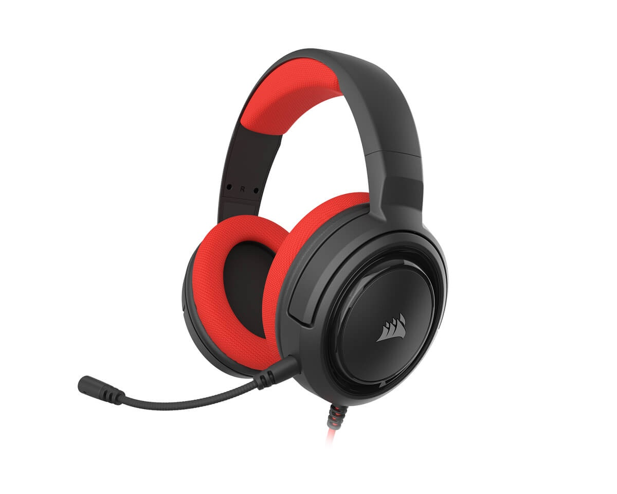 Gaming HS35 Stereo Gamingheadset Röd i gruppen Konsol / Xbox / Xbox One Tillbehör / Headsets hos MaxGaming (14740)