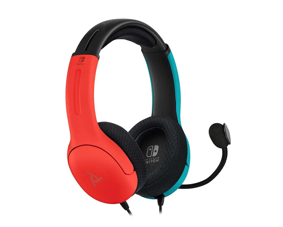 Gaming LVL40 Stereo Headset (Nintendo Switch) i gruppen Konsol / Nintendo / Nintendo Switch Tillbehör / Headsets hos MaxGaming (15395)