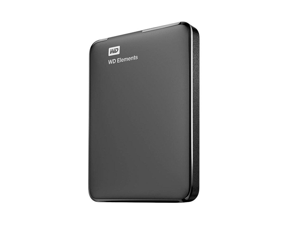 Western Digital Elements Portable Externa hårddisk 500GB