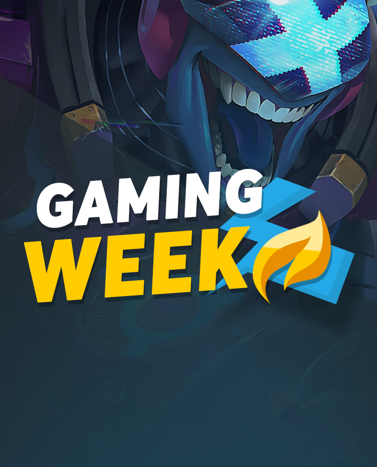 Gaming Week på MaxGaming.se