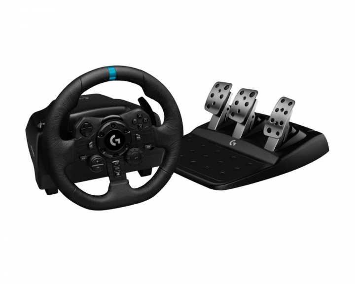 TrueForce G923 Racing Wheel (PC/PS4/PS5) i gruppen Konsol / Playstation / PS4 Tillbehör / Ratt hos MaxGaming (1001024)
