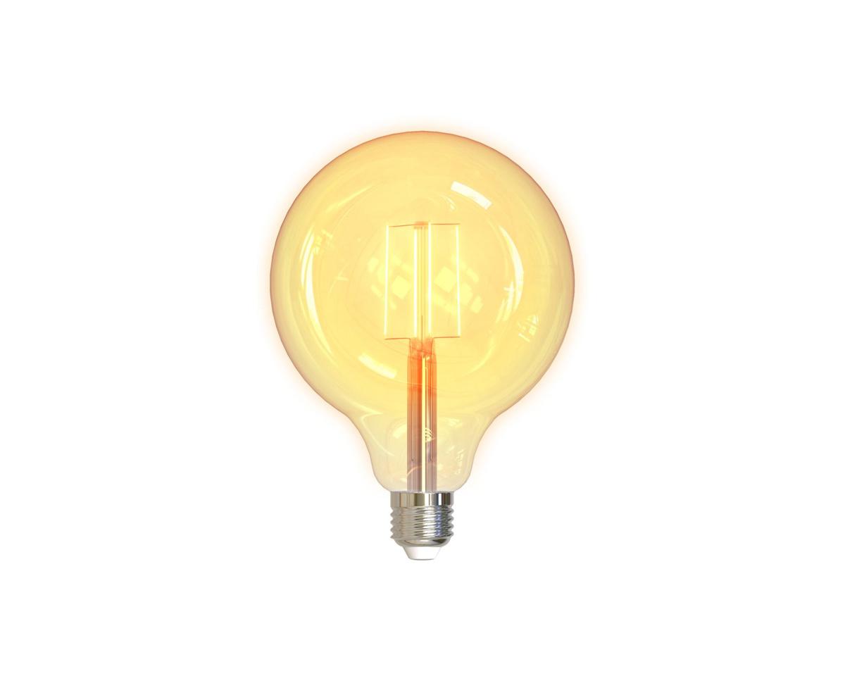 Köp Deltaco Smart Home LED lampa Filament E27 WiFI 5.5W G125